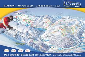 Colorado Ski Map by Mayrhofen Ski Resort Skirebel Magazine