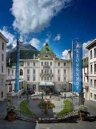 grand hotel kronenhof 7504 pontresina st moritz
