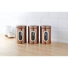 copper kitchen canisters copper kitchen coffee canisters ebay