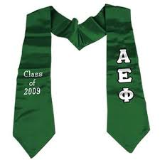 graduation stoles graduation stole with twill letters twill