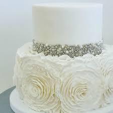 wedding cake roses wedding cakes fluffy thoughts cakes mclean va and washington
