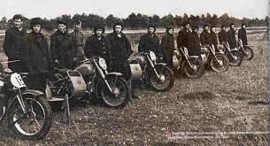 history of motocross racing motocross sidecars of irbit b cozz