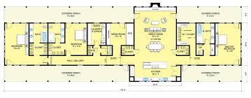 House With 2 Master Bedrooms 17 Ranch Floor Plans With Two Master Suites Plano De Casa