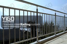 Stainless Handrail Systems Ltd Stainless Steel Railing Stainless Balustrade Handrail Buy