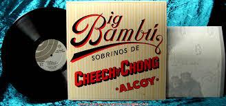 big photo albums cheech and chong s big bambu album w large rolling paper vinyl