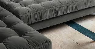 nettoyer tissu canapé canape gris alinea stunning lovely nettoyer un canap en tissu avec
