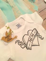 unique baby gift mom onesie hipster baby clothes funny onesies