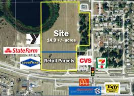 sold cypress gardens 14 9 acre development site in winter