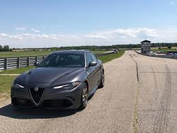 alfa romeo giulia quadrifoglio track day exhilaration and