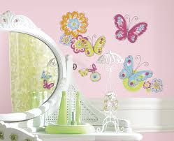 Butterfly Wall Decals For Nursery by Wall Decals Butterflies Color The Walls Of Your House