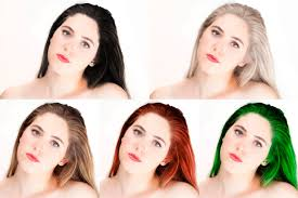 raw hair coloring tips blog how to change hair color in photoshop