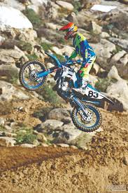 tm motocross bikes motocross action magazine mxa u0027s 2015 tm 250mx motocross test two
