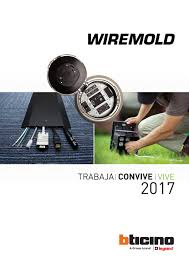 Legrand Efb6s by Brochure Wiremold 2017 By Bticino Issuu