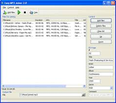 mp3 audio joiner free download full version download the latest version of easy mp3 joiner free in english on ccm