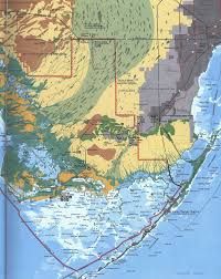 Florida Everglades Map by National Park Evergladesfree Maps Of North America