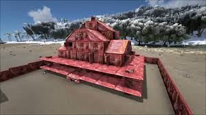 build your own house made of meat with this ark survival evolved