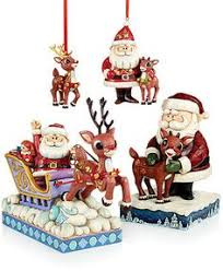jim shore bumble rudolph decorating tree figurine 4041644