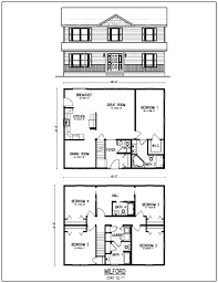 small 1 story house plans home design