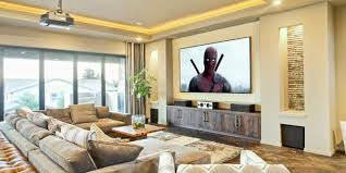 build a home to build a home theater on the cheap