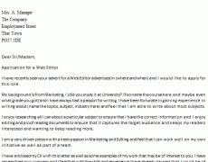 writer cover letter sample 19 web editor example nardellidesign com
