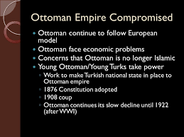 What Problems Faced The Ottoman Empire In The 1800s Empires And The Age Of Imperialism The Ottoman Empire And