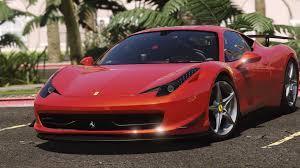 Ferrari 458 Italia - ferrari 458 italia autovista add on replace tuning template