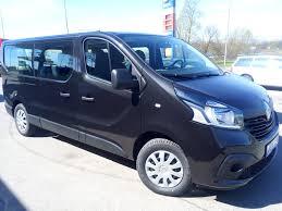 renault minivan renault trafic 2016 ir 2017 metų 1 6 92kw biturbo
