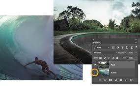 tutorial masking photoshop indonesia composite images by selecting and masking adobe photoshop cc tutorials