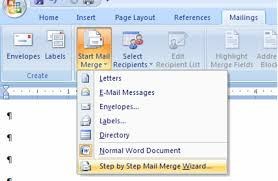 office 2013 mail merge microsoft word learnthat com