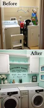 bathroom cabinet with built in laundry her thrifty decor s diy shelves it is on her blog future home