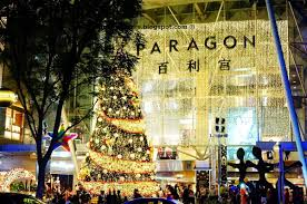 rambler without borders christmas light up in singapore 2014