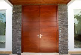 contemporary front entry doors spaces with custom entry door