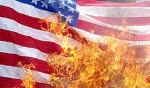 Flags Of The Wrld Flag Burning Business In Pakistan Public Radio International