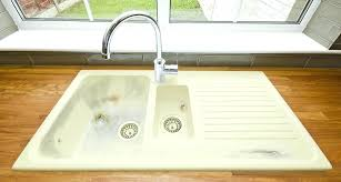 refinish bathroom sink top refinish bathroom sinks sinks resurfaced refinished ca refinishing