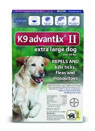 amazon com bayer k9 advantix ii flea tick and mosquito