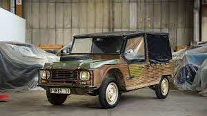 citroen mehari citroen is selling 65 models from its heritage collection