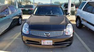fs tx 2003 g35 sedan 6 speed black black 81 000 miles