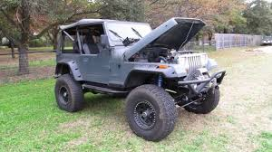 1993 jeep wrangler lift kit 95 jeep yj king shocks big lift kit ready for offroad for sale