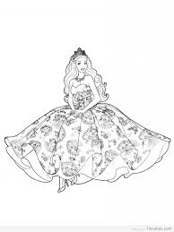 30 princess coloring pages for girls timykids