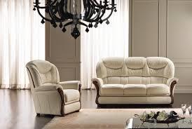 canape rustique canape rustique en cuir et bois votre inspiration à la maison