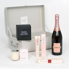 Pamper Gift Basket Pink Pamper Hamper Hampers Only Premium Gift Baskets Gift
