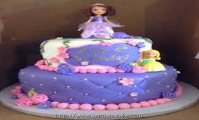 sofia the first birthday cake tesco fk 2167