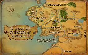 a map of middle earth a map of middle earth lapiccolaitalia info