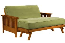 folding sofabed wallhugger denali cherry loveseat futon frame