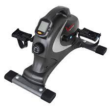 Under Desk Stepper Sunny Health U0026 Fitness Magnetic Mini Exercise Bike Sunny Health