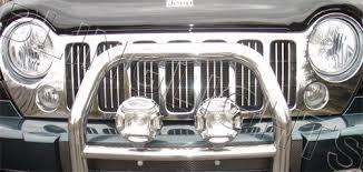 2006 jeep liberty bumper jeep liberty kj kk chrome road auxilliary driving lights