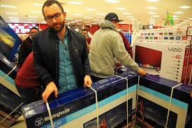working black friday at target retailers prep to keep the peace on black friday chicago tribune