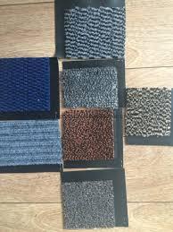 Outdoor Rubber Rugs Eco Friendly Tpr Backing Urinal Indoor Outdoor Door Mat China