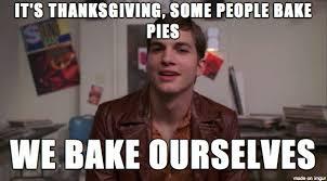 Fruitcake Meme - happy danksgiving
