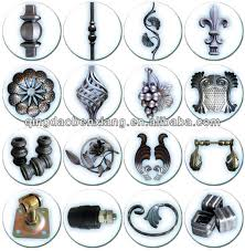 house gate designs decoration of gate and fence wrought iron